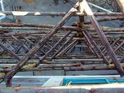 Triangular Faceted Scaffolding